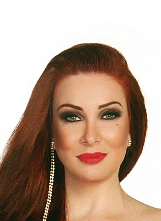 Vanessa de Oliveira - vermelho