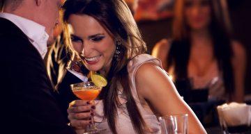Beber ou não no primeiro encontro: eis a questão