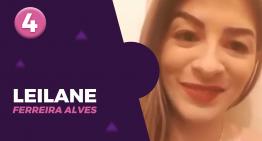 4 – LEILANE FERREIRA ALVES