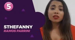 5 – STHEFANNY RAMOS PARRINI